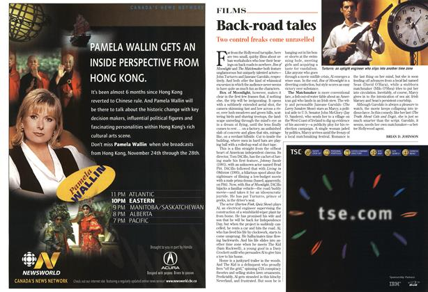 Article Preview: Back-road tales, November 1997 | Maclean's