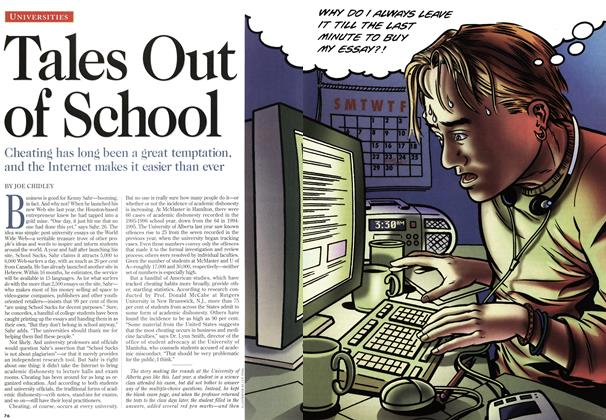 Article Preview: Tales Out of School, November 1997 | Maclean's