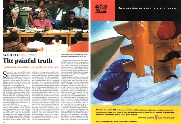 Article Preview: The painful truth, December 1997 | Maclean's