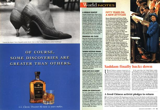Article Preview: World NOTES, December 1997 | Maclean's