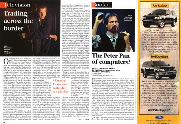 Article Preview: The Peter Pan of computers?, December 1997 | Maclean's