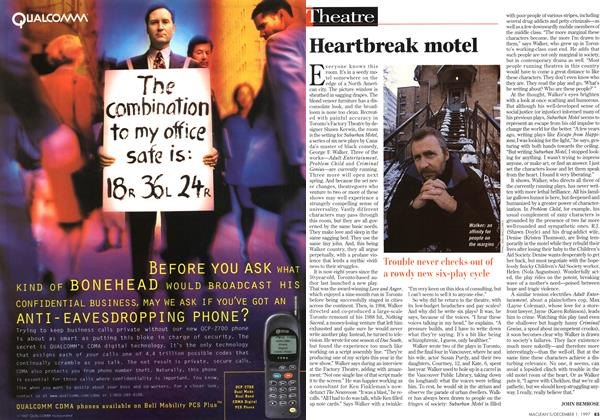 Article Preview: Heartbreak motel, December 1997 | Maclean's