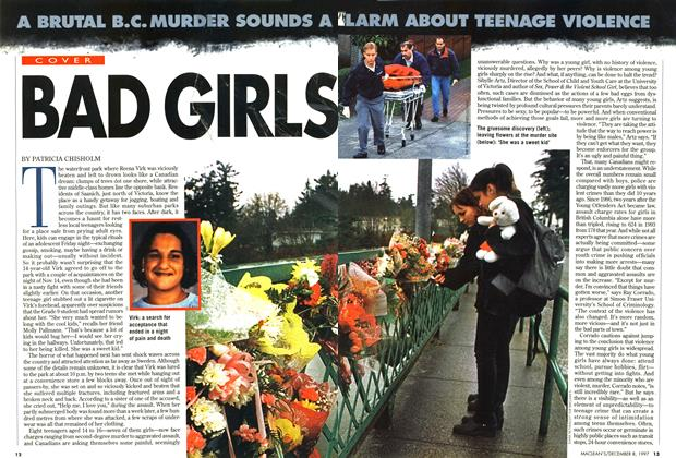 Article Preview: BAD GIRLS, December 1997 | Maclean's