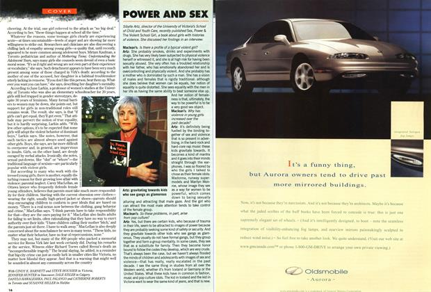 Article Preview: POWER AND SEX, December 1997 | Maclean's