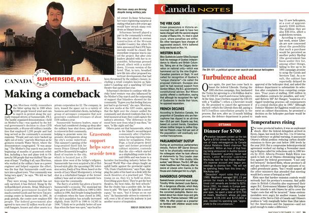 Article Preview: Making a comeback, December 1997 | Maclean's