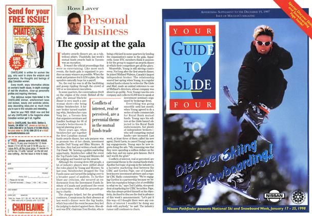 Article Preview: Personal Business, December 1997 | Maclean's