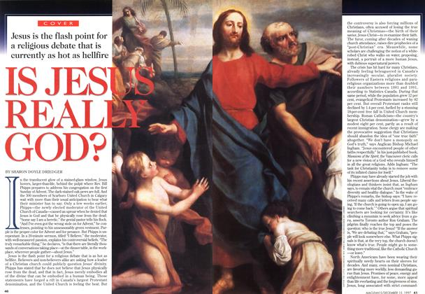 Article Preview: IS JESUS REALLY GOD?, December 1997 | Maclean's