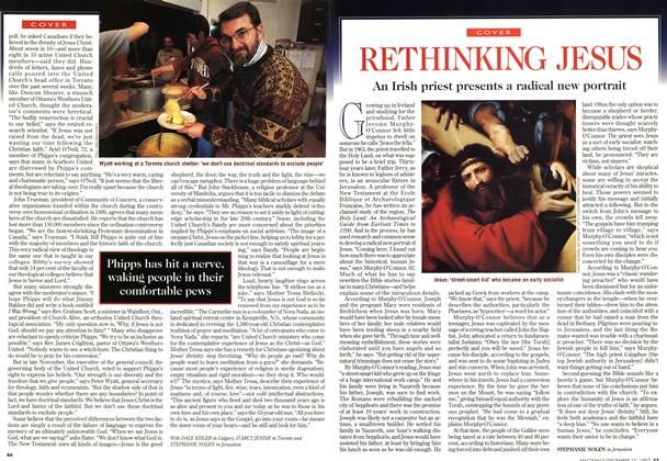 Article Preview: RETHINKING JESUS, December 1997 | Maclean's
