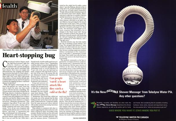 Article Preview: Heart-stopping bug, December 1997 | Maclean's