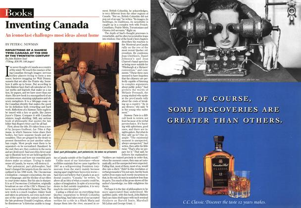 Article Preview: Inventing Canada, December 1997 | Maclean's