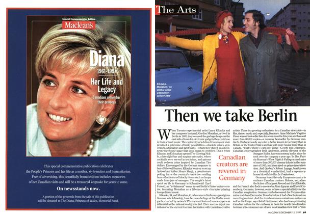 Article Preview: Then we take Berlin, December 1997 | Maclean's