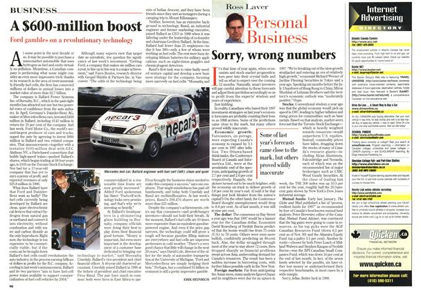 Article Preview: Sorry, wrong numbers, DECEMBER 29, 1997 / JANUARY 5,1998 1997 | Maclean's