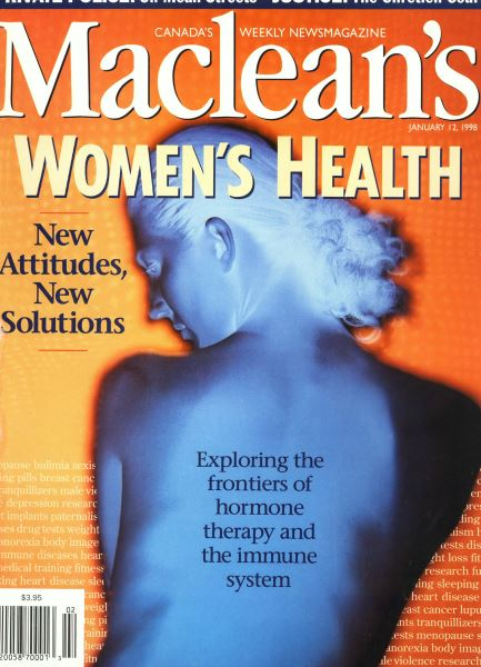 Issue: - January 1998   Maclean's