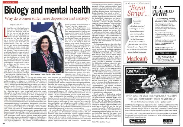Article Preview: Biology and mental health, January 1998 | Maclean's