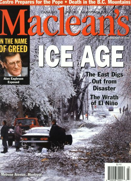 Issue: - January 1998 | Maclean's
