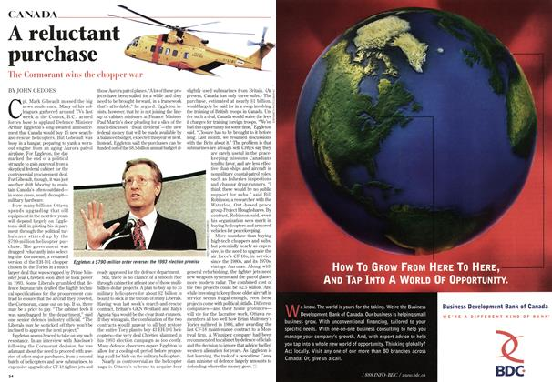 Article Preview: A reluctant purchase, January 1998 | Maclean's