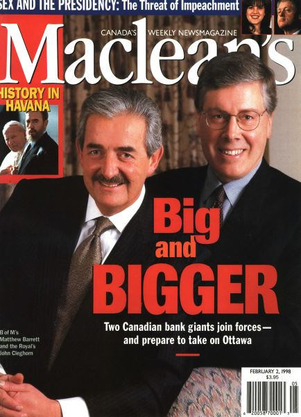 Issue: - February 1998 | Maclean's