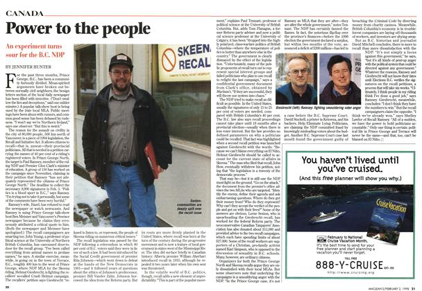 Article Preview: Power to the people, February 1998 | Maclean's