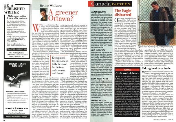 Article Preview: A greener Ottawa?, February 1998 | Maclean's