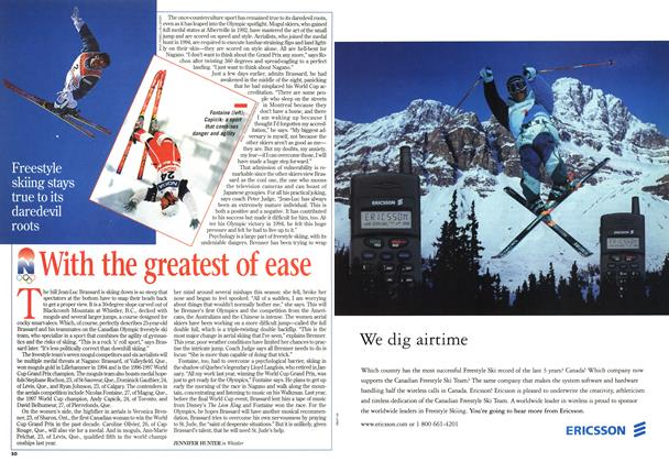 Article Preview: With the greatest of ease, February 1998 | Maclean's
