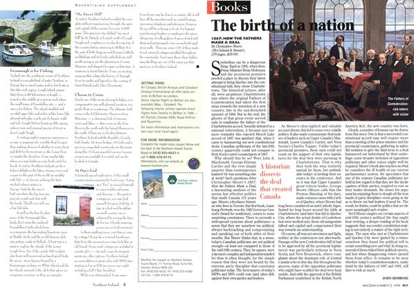 Article Preview: The birth of a nation, March 1998 | Maclean's