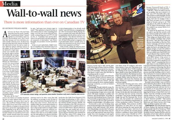 Article Preview: Wall-to-wall news, March 1998 | Maclean's