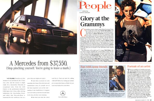 Article Preview: People, March 1998 | Maclean's