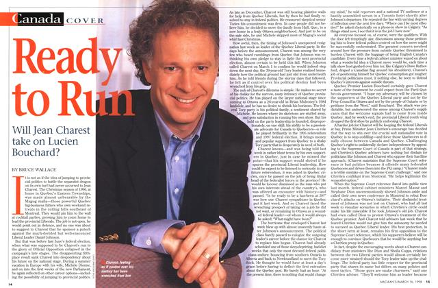 Article Preview: Ready to Run, March 1998 | Maclean's