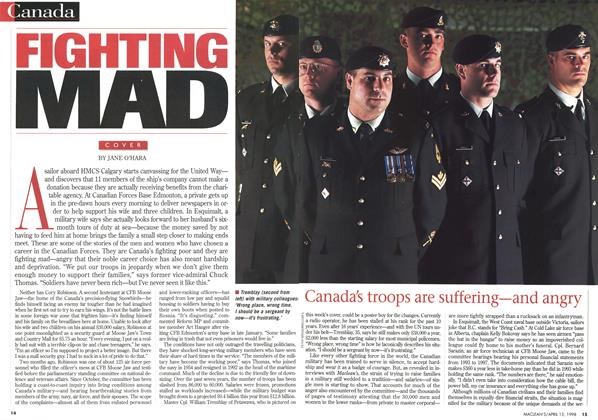 Article Preview: FIGHTING MAD, April 1998 | Maclean's