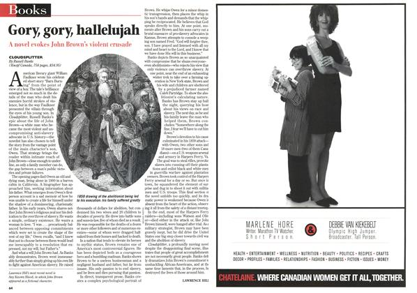 Article Preview: Gory, gory, hallelujah, April 1998 | Maclean's