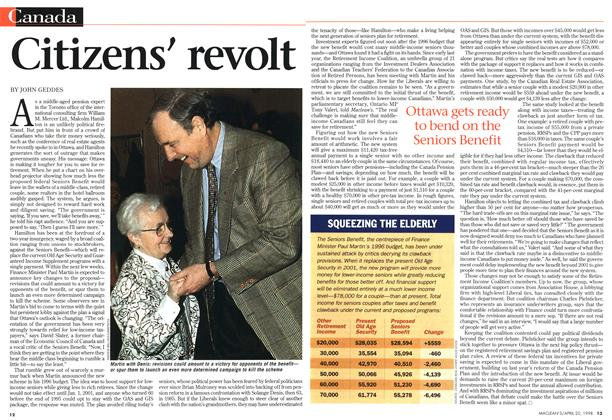 Article Preview: Citizens' revolt, April 1998 | Maclean's