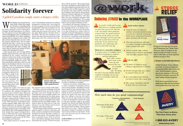 Article Preview: Solidarity forever, April 1998 | Maclean's