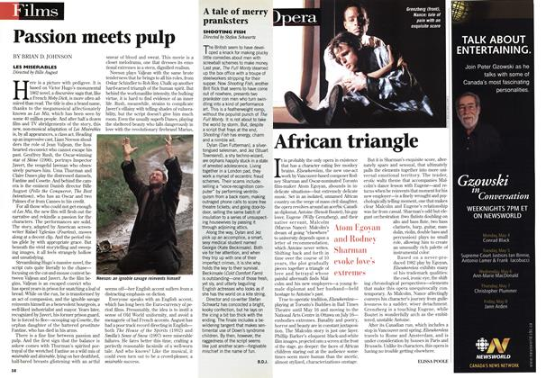 Article Preview: Passion meets pulp, May 1998 | Maclean's
