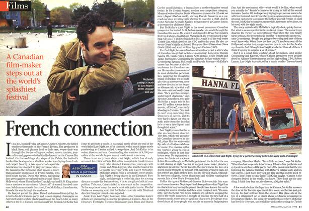 Article Preview: French connection, May 1998 | Maclean's