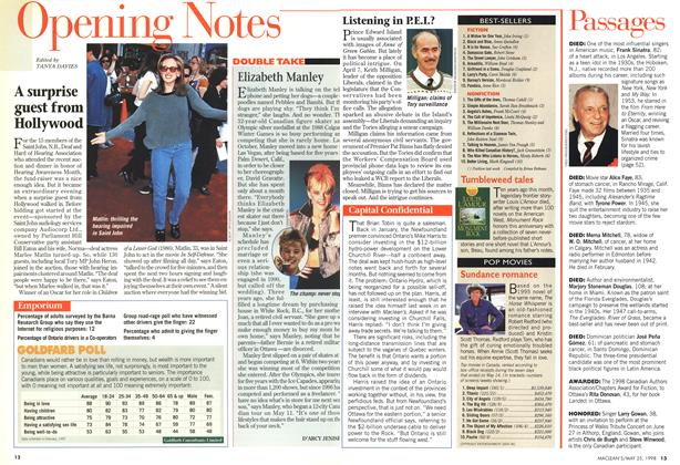 Article Preview: Opening Notes, May 1998 | Maclean's