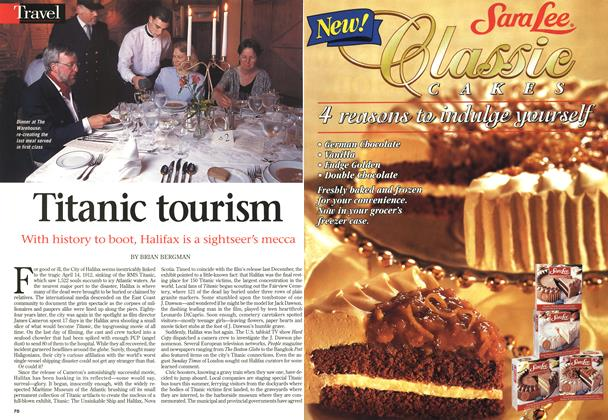 Article Preview: Titanic tourism, June 1998 | Maclean's