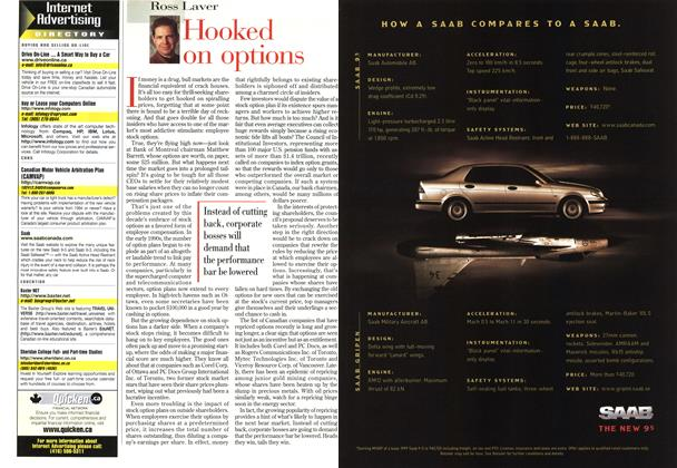 Article Preview: Hooked on options, June 1998 | Maclean's