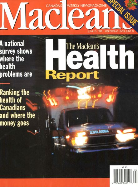 Issue: - June 1998 | Maclean's