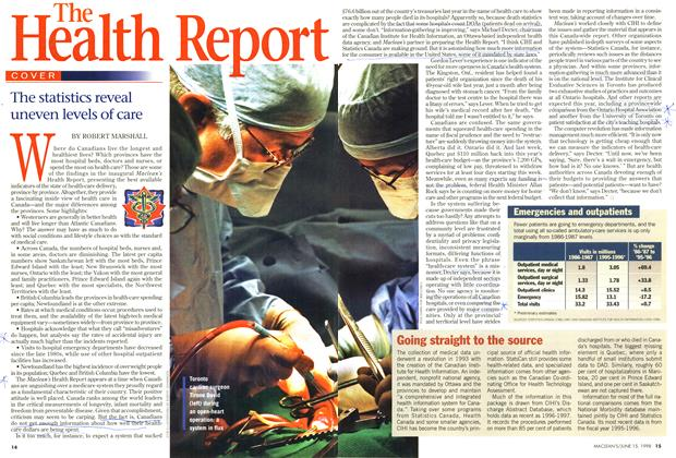 Article Preview: The Health Report, June 1998 | Maclean's