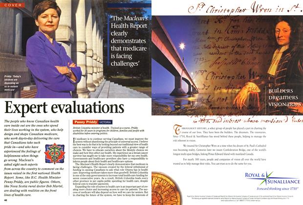 Article Preview: Expert evaluations, June 1998 | Maclean's