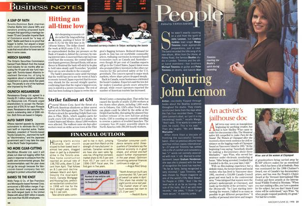 Article Preview: People, June 1998 | Maclean's