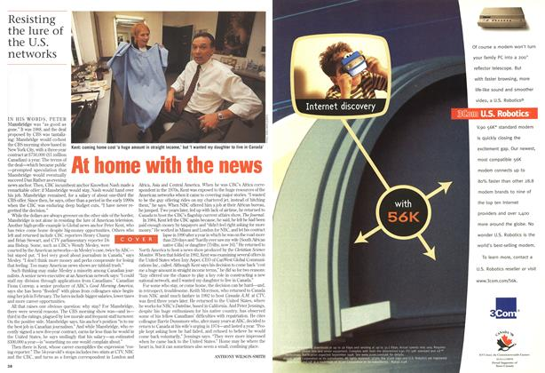 Article Preview: At home with the news, June 1998 | Maclean's