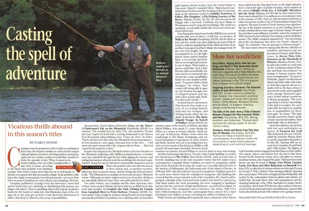 Article Preview: Casting the spell of adventure, June 1998 | Maclean's