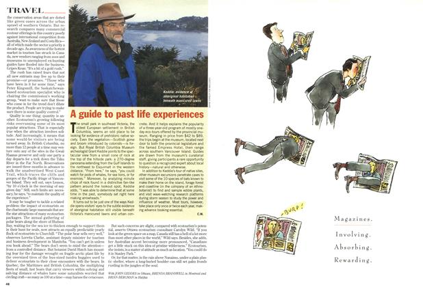 Article Preview: A guide to past life experiences, July 1998 | Maclean's