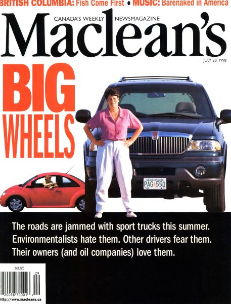 Issue: - July 1998 | Maclean's