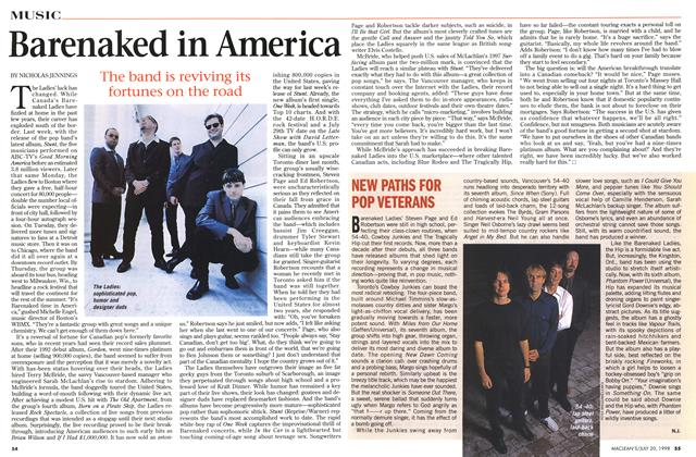 Article Preview: Barenaked in America, July 1998 | Maclean's