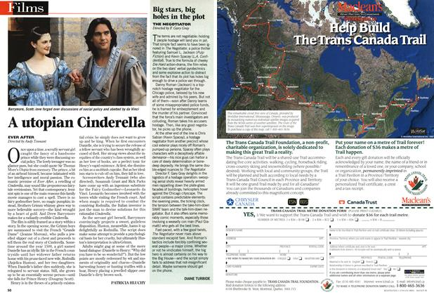 Article Preview: Big stars, big holes in the plot, August 1998 | Maclean's