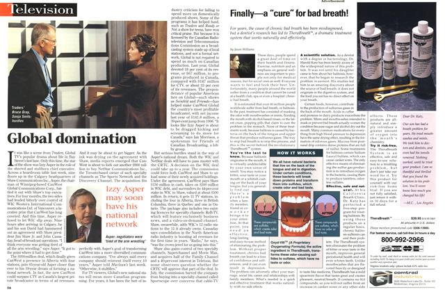 Article Preview: Global domination, August 1998 | Maclean's
