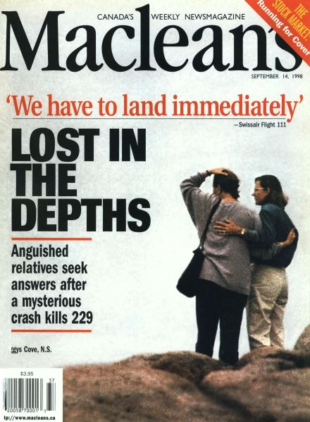 Issue: - September 1998   Maclean's