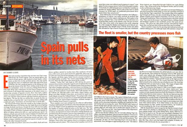 Article Preview: Spain pulls in its nets, October 1998 | Maclean's